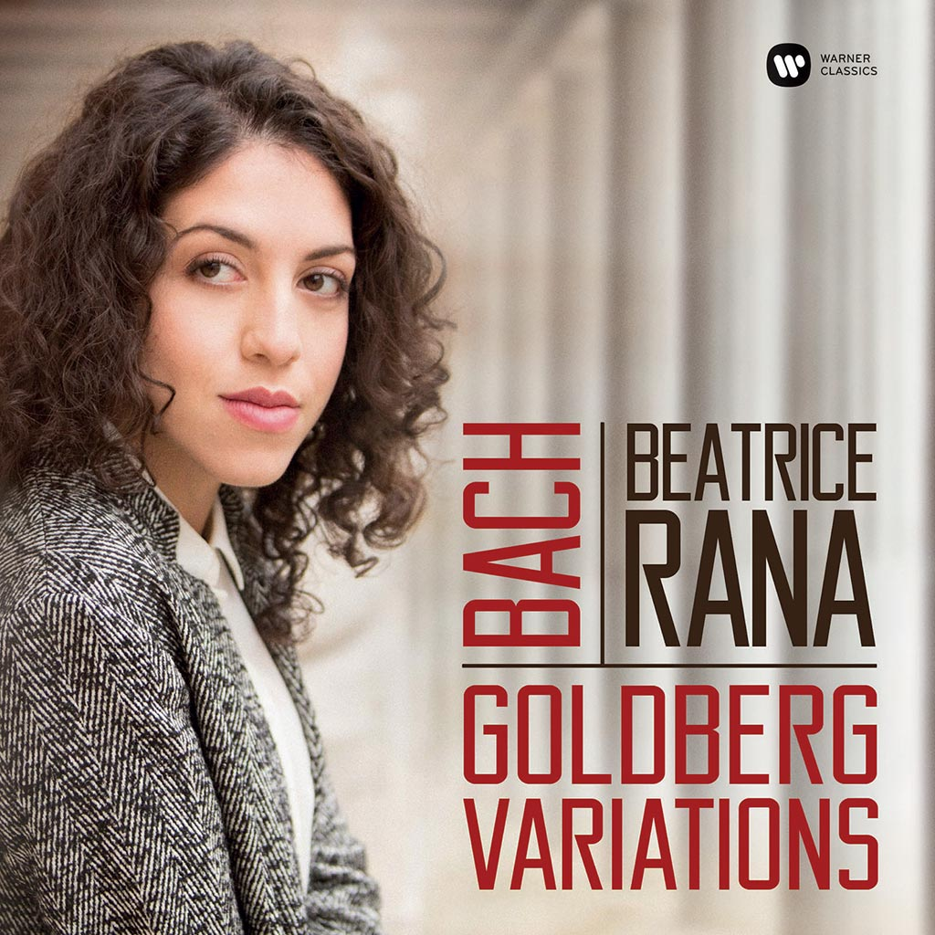 Bach: Goldberg Variations | Available as CD, LP and Digital