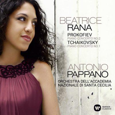 Beatrice Rana – Prokofiev: Piano Concerto No. 2 – Tchaikovsky: Piano Concerto No. 1