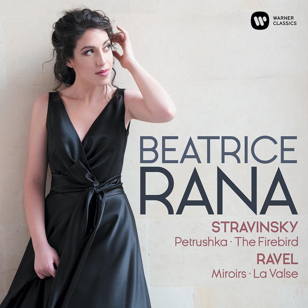 Beatrice Rana - Stravinsky - Ravel cover