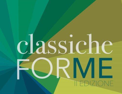 Beatrice Rana announces the second edition of ClassicheFORME