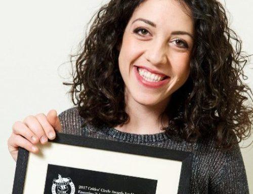Beatrice Rana is the recipient of Critics' Circle Music Award