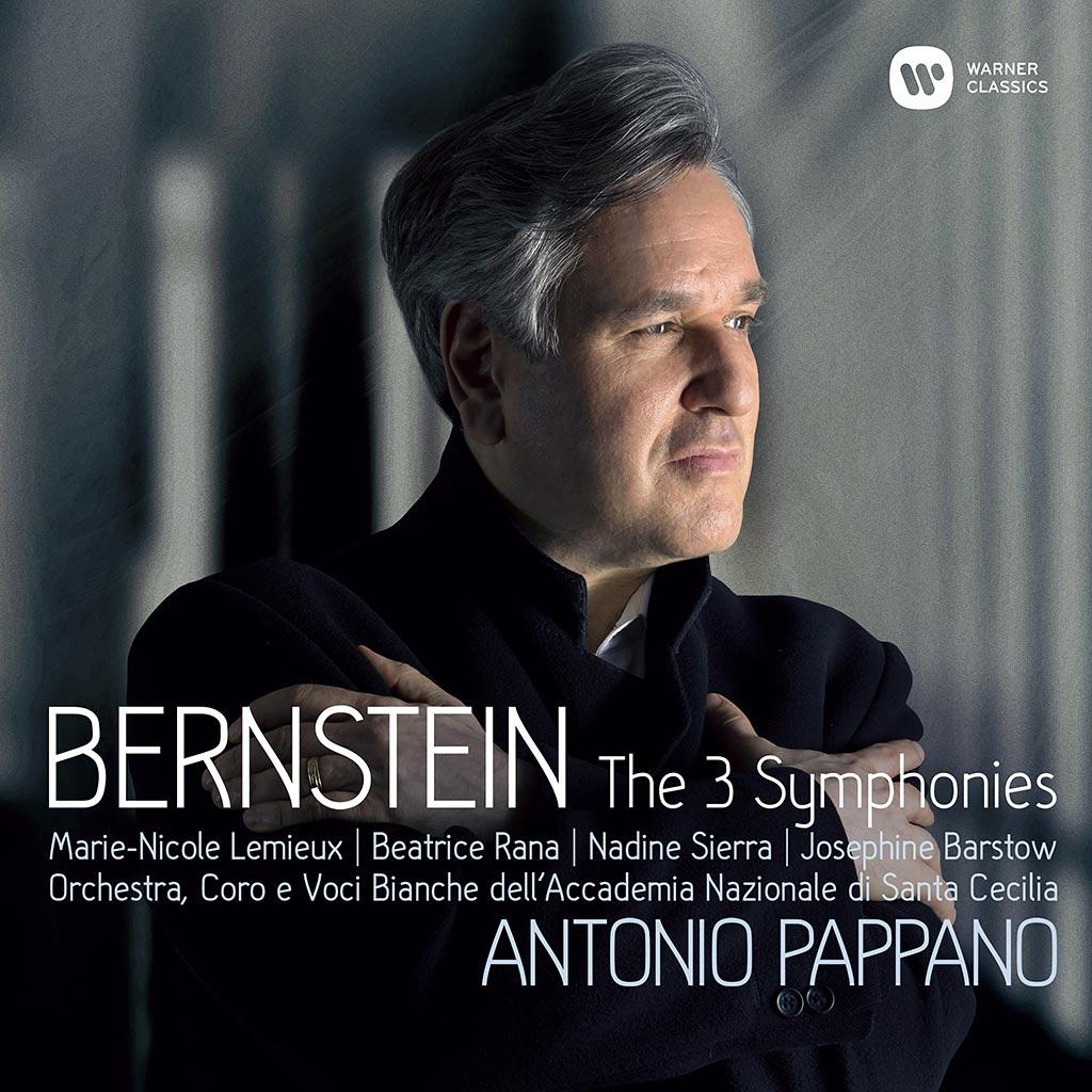 Bernstein: Complete Symphonies 1-3